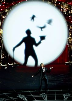 Neil Patrick Harris performs onstage during the 87th Annual Academy Awards at Dolby Theatre on February 22, 2015 in Hollywood, California