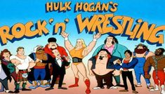 Hulk Hogan's Rock 'n' Wrestling was a Saturday morning cartoon show from 1985 played on CBS for two seasons based on Hulk Hogan and the WWF. Hulk Hogan, Wwf Superstars, Wrestling Superstars, Vince Mcmahon, Cbs Saturday Morning, 80s Cartoon Shows, Cartoon Characters, Cartoon Photo, 90s Cartoons