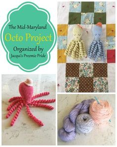 See how these adorable octopuses for preemies are made and how you can help! We're organizing a group of crafters to crochet the octopuses for a local NICU and could use some more hands. The pattern is included, so you can make one for someone you love!