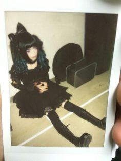 SHOCK WAVE TOUR 2015のライブOSAKA MUSEで当日撮影チェキ