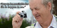 8 Things Bill Murray Can Teach You About Living An Amazing Life