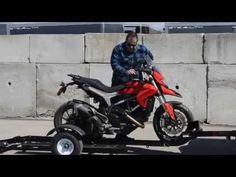 Stingertrailer.com - Stinger Folding Motorcycle Trailers