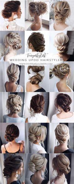 Tonyastylist wedding updo hairstyles for long hair #wedding #weddings #weddinghairstyles #dpf #weddingupdos