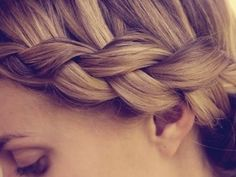 Dutch braid tutorials