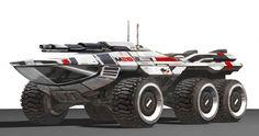 Mass Effect 1 - The Mako