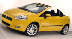 http://chicerman.com  carsthatnevermadeit:  Fioravanti Skill 2006. A compact folding-hardtop pick-up based on the Fiat Grande Punto  #cars