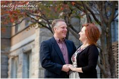 Charlene & Michael chose Emily Constance Photography to photograph their Tulsa engagement portraits!