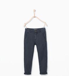 ZARA的图片 1 名称 亞麻休閒褲