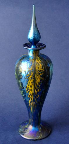 Silver Blue Perfume by Richard Golding Station Glass http://www.bwthornton.co.uk/isle-of-wight-richard-golding-bath-aqua-glass.php