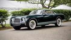 1951 Chrysler Ghia SWB prototype