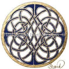celtic cross stitch patterns and kits Celtic Tree, Irish Celtic, Celtic Mandala, Celtic Dragon, Celtic Patterns, Celtic Designs, Viking Designs, Cross Stitch Designs, Cross Stitch Patterns