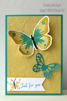 watercolor wings - 6/20/15 blog entry - adorable!
