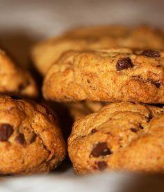 LA recette de cookies, qui était perdue et qui est maintenant retrouvée ...