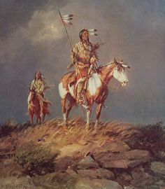 Native American Crafts, Native American Artists, American Indian Art, Native American History, Native American Indians, Indian Heritage, Native Indian, Indian Paintings, Old West