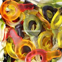 Store Gummismokker fra HARIBO - ca. 1000g   Store Søte Gummismukker fra HARIBO. 60 stk. per boks, ca. 1 kg til sammen  Ca. 16 grams store smukker. Helt ferske og smaker like godt som de ser ut! Perfekt godteri til både bursdag og candybar til enten konfirmasjon eller bryllup  og selvfølgelig lov til å servere i andre typer anledninger også :)  Best før: 02/2020  #Sjokolade og godteri