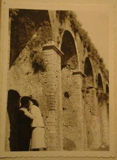 Amore vintage alla Rocca Borromea di #Arona ( #Novara #Piedmont #Italy )