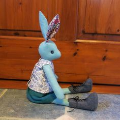 Studio Sew of Course: The wardrobe of Lily, a cousin of Luna Lapin