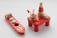 IndustrialDesigners.co |  Permafrost  - Wooden toys