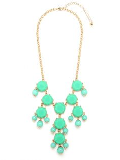 bib necklace / baublebar