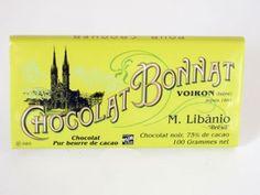 Chocolat Bonnat M. Libanio Brésil
