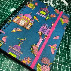 Caderno Espiral médio