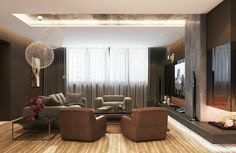 Does your interior lighting tell a story? These five living rooms show how smart lighting choices can enhance any design theme. Interior Design Living Room, Living Room Designs, Living Rooms, Design Salon, Luminaire Design, Fashion Lighting, Luxury Living, Modern Living, Interior Lighting