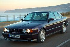 Modern Classic Euro — crazyforcars: BMW M5