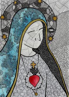 Cheiro de Rosas neste lugar,a Rainha presente está. Catholic Art, Religious Art, Catholic Wallpaper, Jesus Son Of God, Where Is The Love, Christian Pictures, Knife Art, Holy Mary, Quilling Patterns