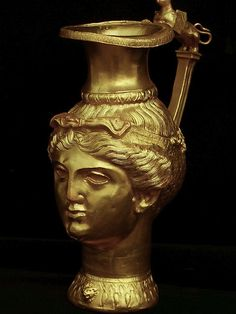 Thracian Treasure, Bulgaria, ca. 4th-3rd B.C.