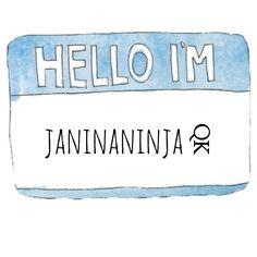 Welcoming myself to the pinterest world ^^* I'm janinaninja, pin me up anytime anywhere lol.