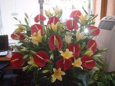 CENTROS IGLESIA, Flores   Floristeria Gemma, floristeria en Alicante