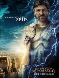 Extra Large Movie Poster Image for Percy Jackson  the Olympians: The Lightning Thief