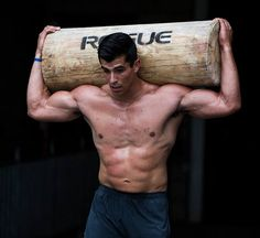 Garret Fisher, 5th place- The Crossfit Games 2013!