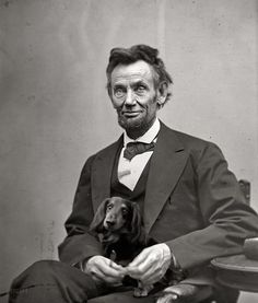 Abraham Lincoln-Reduced