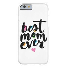Best Mom ever iphone case gift