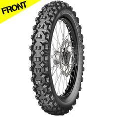 Michelin Comp 4 F.I.M Enduro Tyre - Front