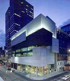 Contemporary Arts Center  Architect: Zaha Hadid  Location: Cincinnati, Ohio