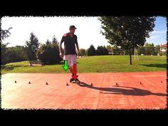 TIP TAP - Style Slalom Tutorials - YouTube