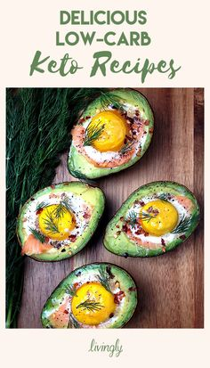 Delicious and easy low-carb keto recipes.