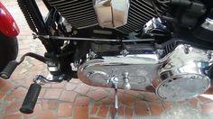 Pedaleira, ou Comando avançado Harley Davidson Dyna DYS