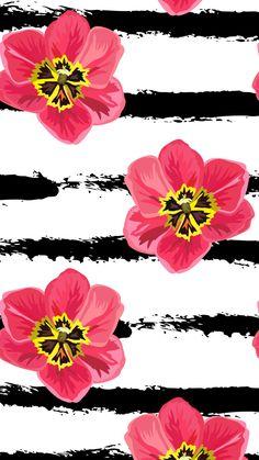 New Flowers Wallpaper Iphone Backgrounds Design Ideas