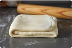 pâte feuilletée : technique