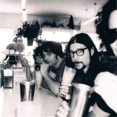 The Dead Weather - candid