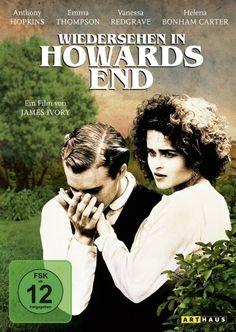 Wiedersehen in Howards End: Amazon.de: Anthony Hopkins, Emma Thompson, Vanessa Redgrave, Helena Bonham Carter, E.M. Forster, Richard Robbins...