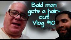 A haircut story from a bald man. What men talk about when getting their hair cut.