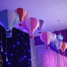 New Arrival Colorful Wedding Supplies Decorations paper lantern hanging Ballon…