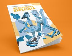 "Check out new work on my @Behance portfolio: ""Adolescence explained - illustration"" http://be.net/gallery/61297493/Adolescence-explained-illustration"