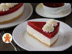Быстрый Чизкейк Без Выпечки ✧ Cheesecake Without Baking (English Subtitles) - YouTube