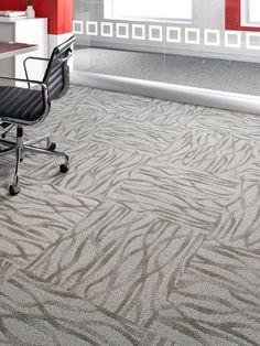 Vanishing Point Tile, Bigelow Commercial Modular Carpet   Mohawk Group