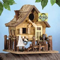 Yacht Club  Gifts for the Home and Outdoors - Birdhouses, Birdfeeders, Windchimes, Wall Plaques and Clocks